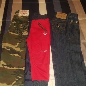Toddler Jeans/Joggers 3T